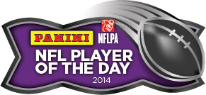 Partner NFL Player of the Day