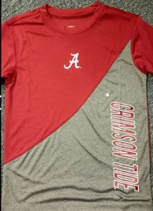 alabama youth grey