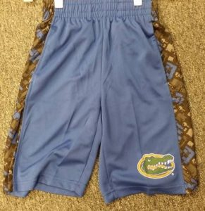 florida youth shorts