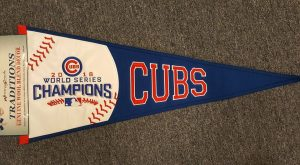 cubs WS Pennant
