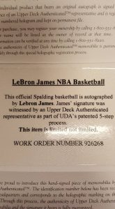 lebron ball 3