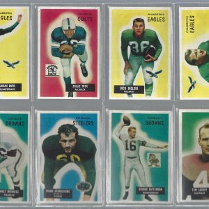 Football Complete sets