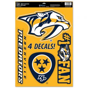 4 pack decals