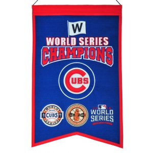 cubs 3 time world series