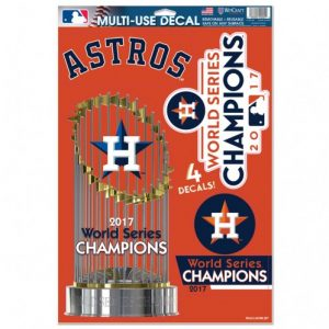 astros decal sheet