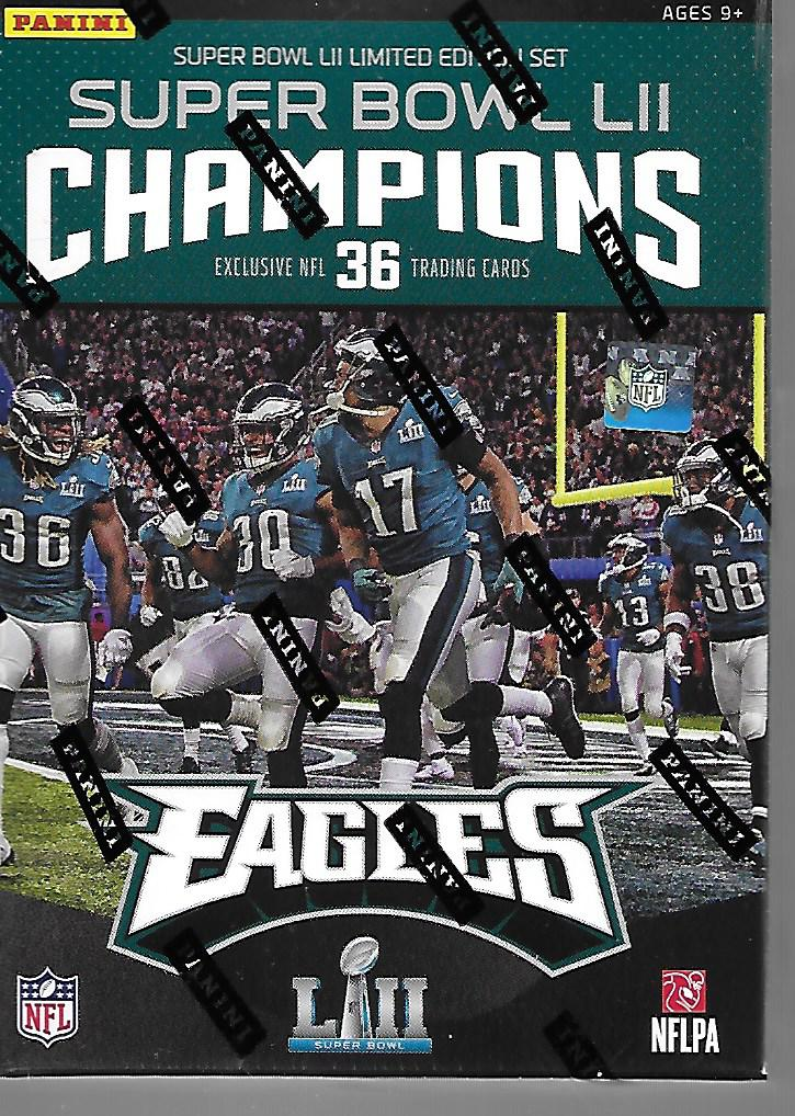 24321c8272097 Philadelphia Eagles Super Bowl Champions Set - Eddie s Sports Treasures