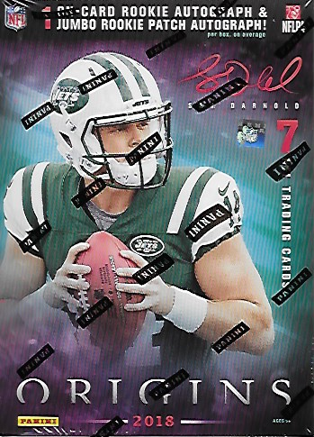 2018 Panini Origins Nfl Football Cards