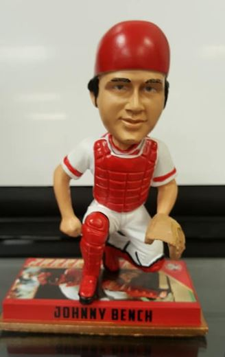 Johnny Bench Bobblehead 28 Images Los Angeles Angels Of Anaheim Johnny Bench Bobblehead